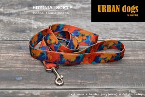 Smycz Urban dogs -  United colors