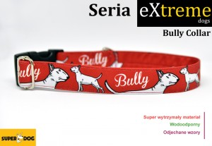 Obroża dla psa: Bully collar